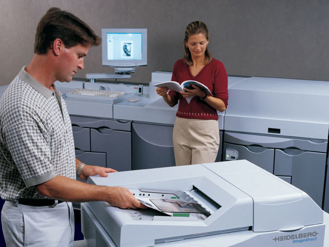 a copier guy girl